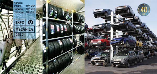 Estantes para o sector automóvel - ENDAL